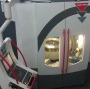 Wemas VCE 630 5-Achsen Fräsmaschine